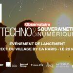 Affiche Observatoire Techno & Souveraineté Numérique